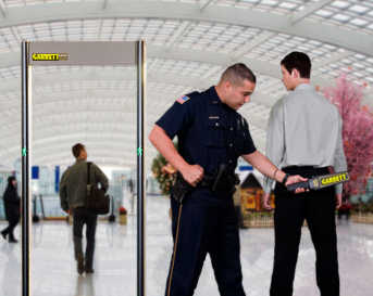 Sigurnosni detektori metala